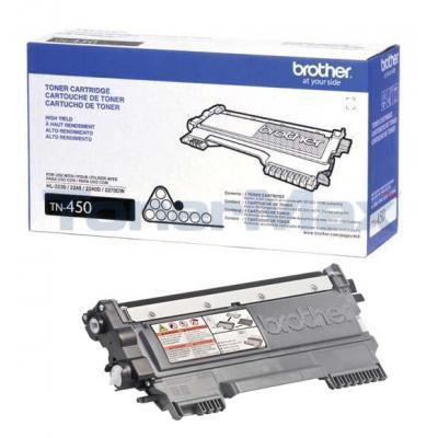 BROTHER HL-2270DW TONER CARTRIDGE BLACK HY